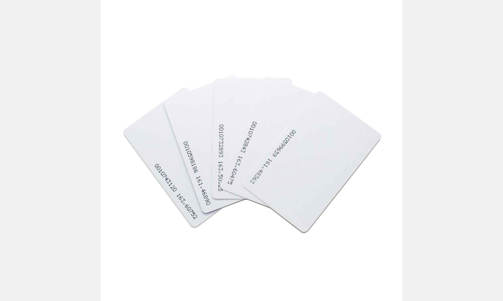 Bezkontaktní karta